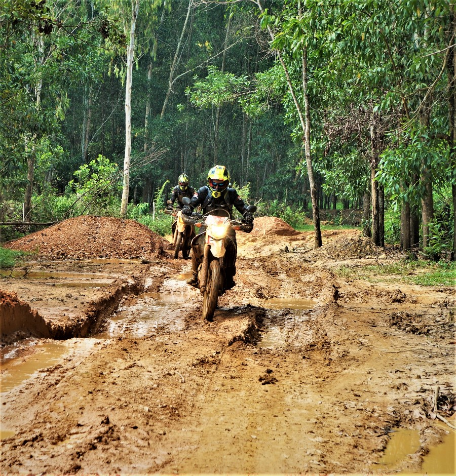 7 day motorcycle tour from Saigon, grand loop of adventure, Saigon-Dalat-Nha Trang