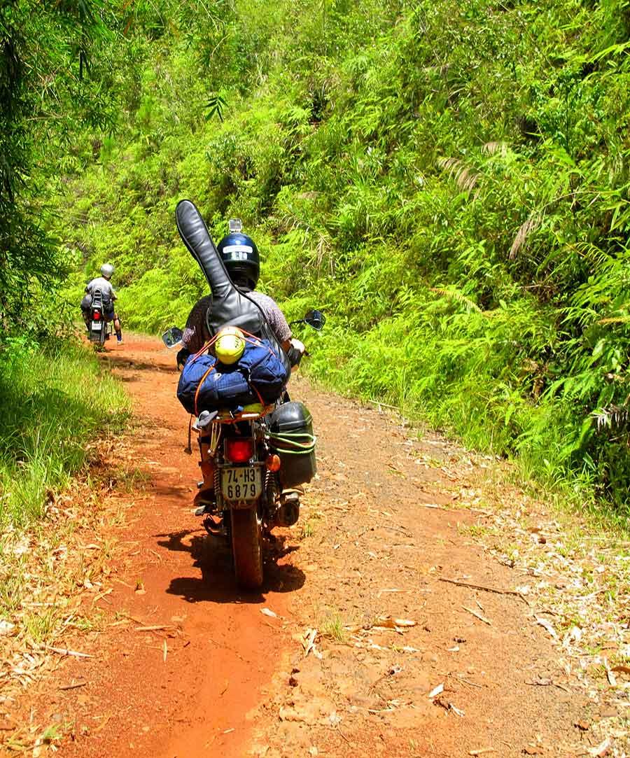 3 day motorcycle tour, Loving Mekong Delta (options to Saigon, Cambodia)