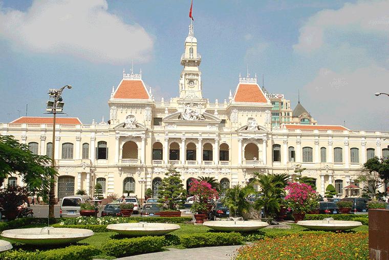 Sai Gon – Ho Chi Minh City