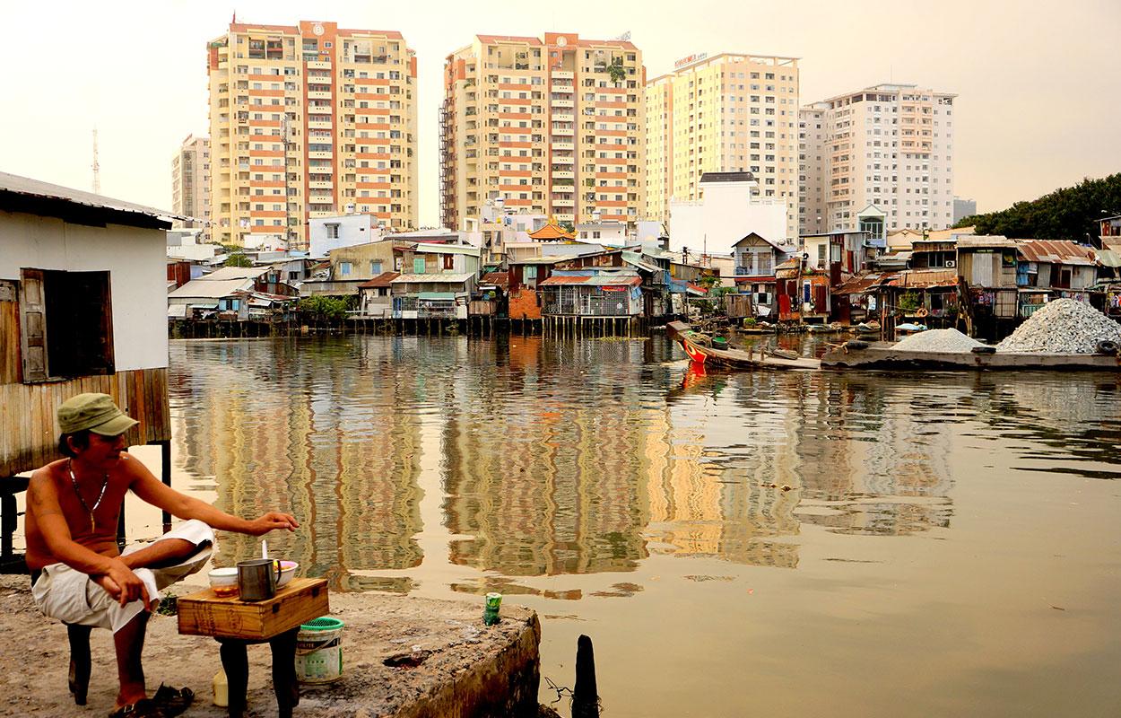 Saigon city tour – Beyond contrasts of Saigon