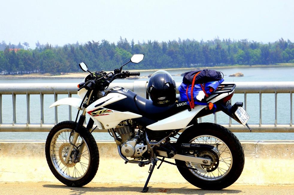 Saigon Riders motorbikes