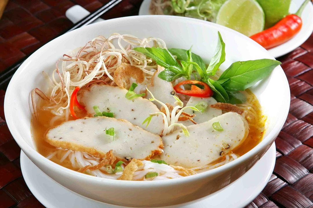 Rice vermicelli soup | Saigon Riders