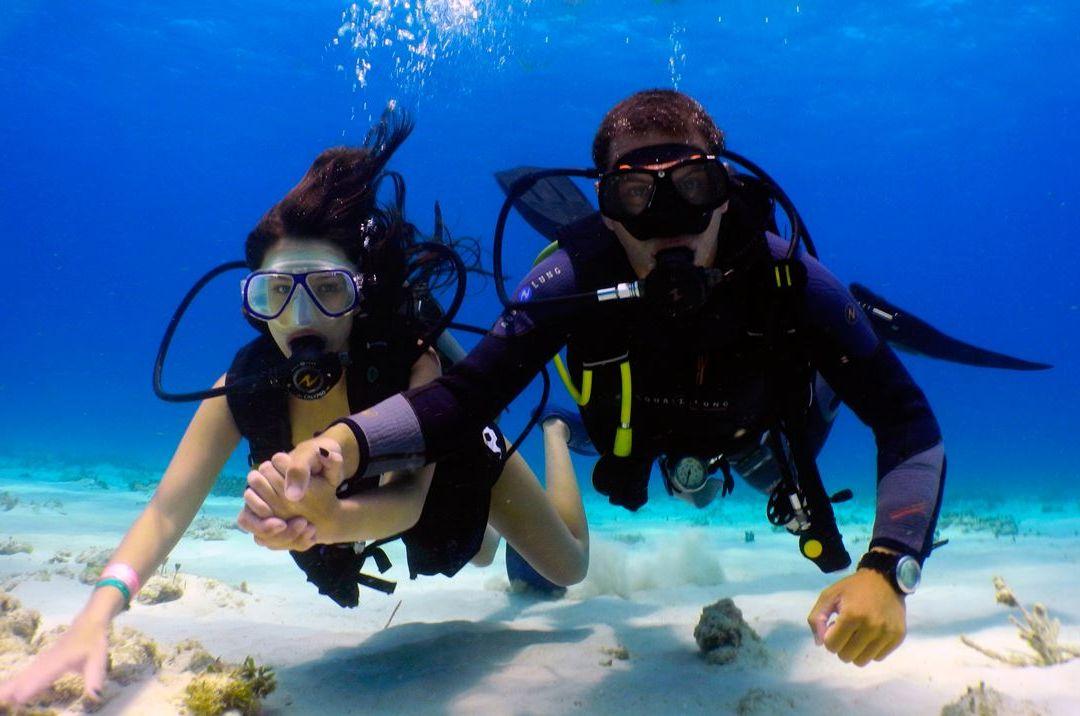 Scuba diving Nha Trang | Saigon Riders