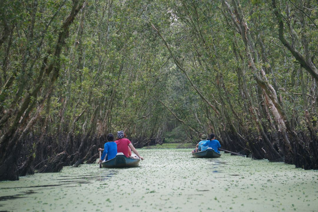 Travel Mekong Delta, Vietnam – short trip but long memory