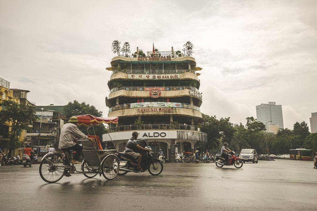 Hanoi Old Town | Vietnam motorbike tours | Saigon Riders