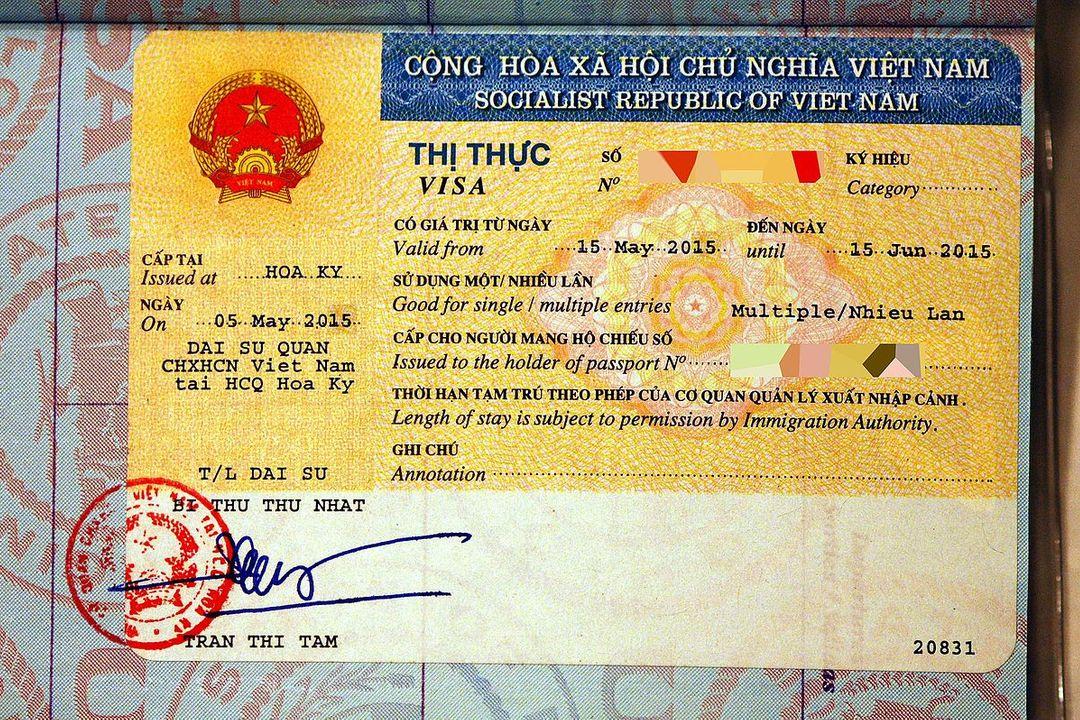 Vietnam travelling visa | Motorbike tours | Saigon Riders