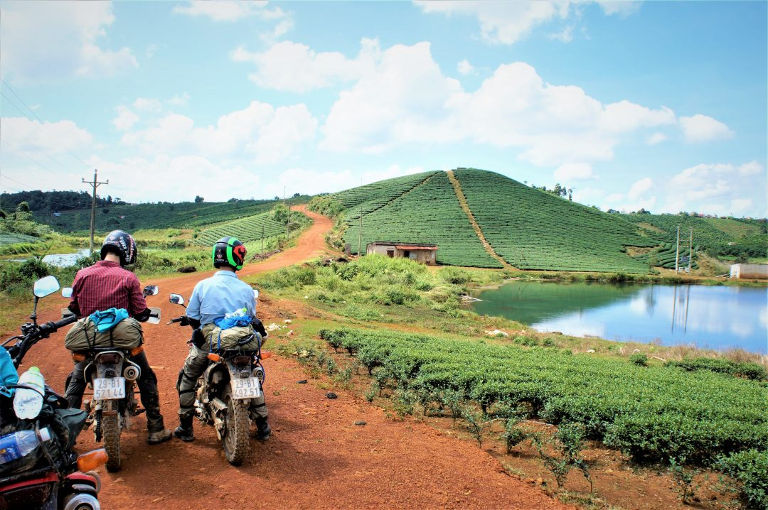 3 day motorcycle tour from Saigon to Dong Xoai and Nam Cat Tien