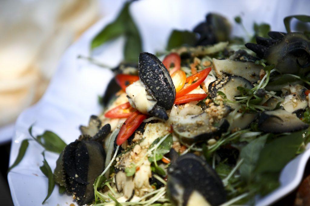 Seafood trip in Can Gio | Saigon Riders