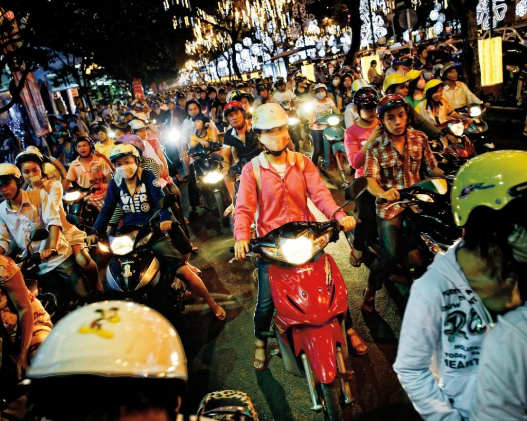 vietnam-is-well-known-for-tons-of-motorbikes