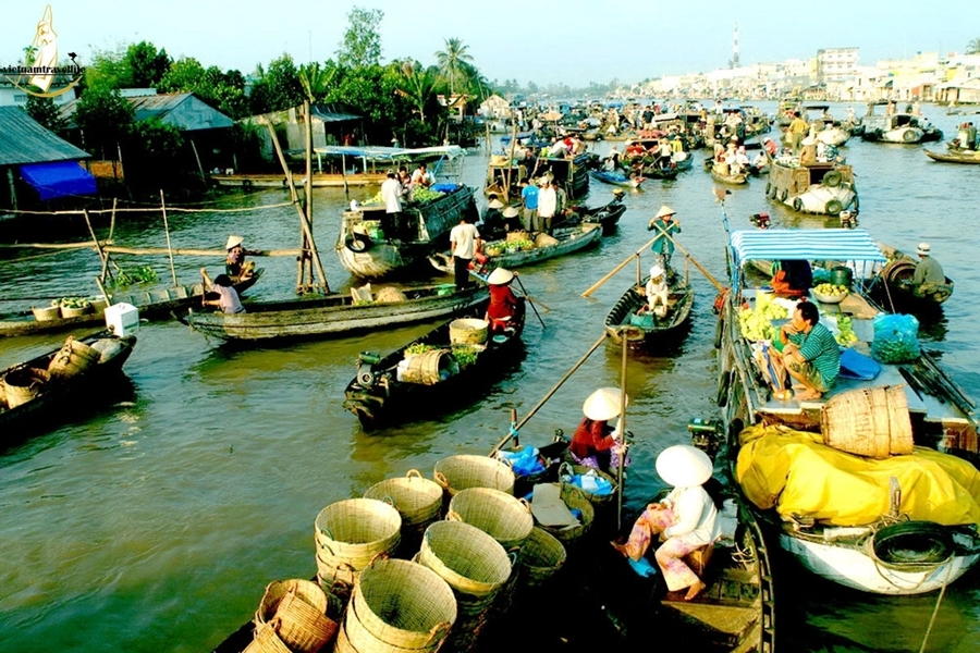 Where to stay in Mekong Delta?