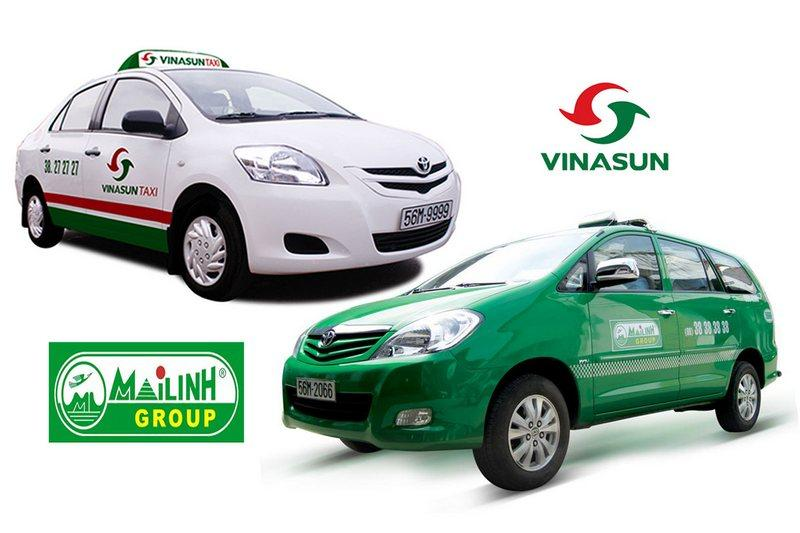 vinasun-and-mai-linh-taxi-reliable-taxi-brands-in-vietnam-saigon-riders