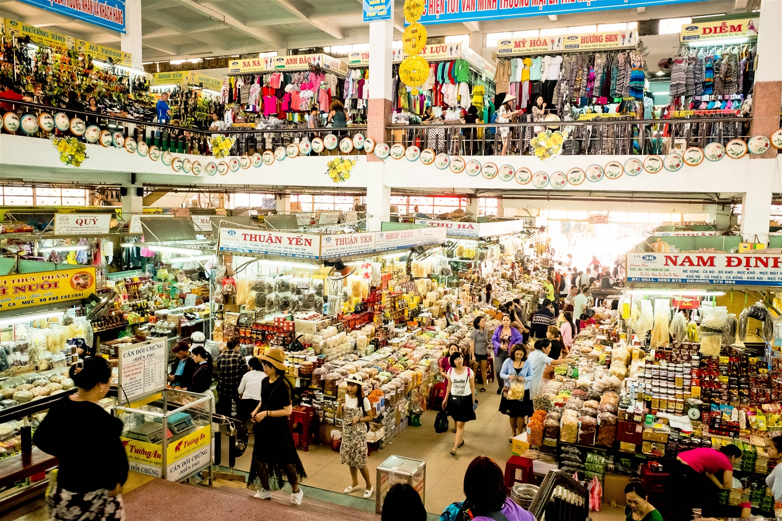 Top 3 must-visit markets in Da Nang – Central Vietnam tours