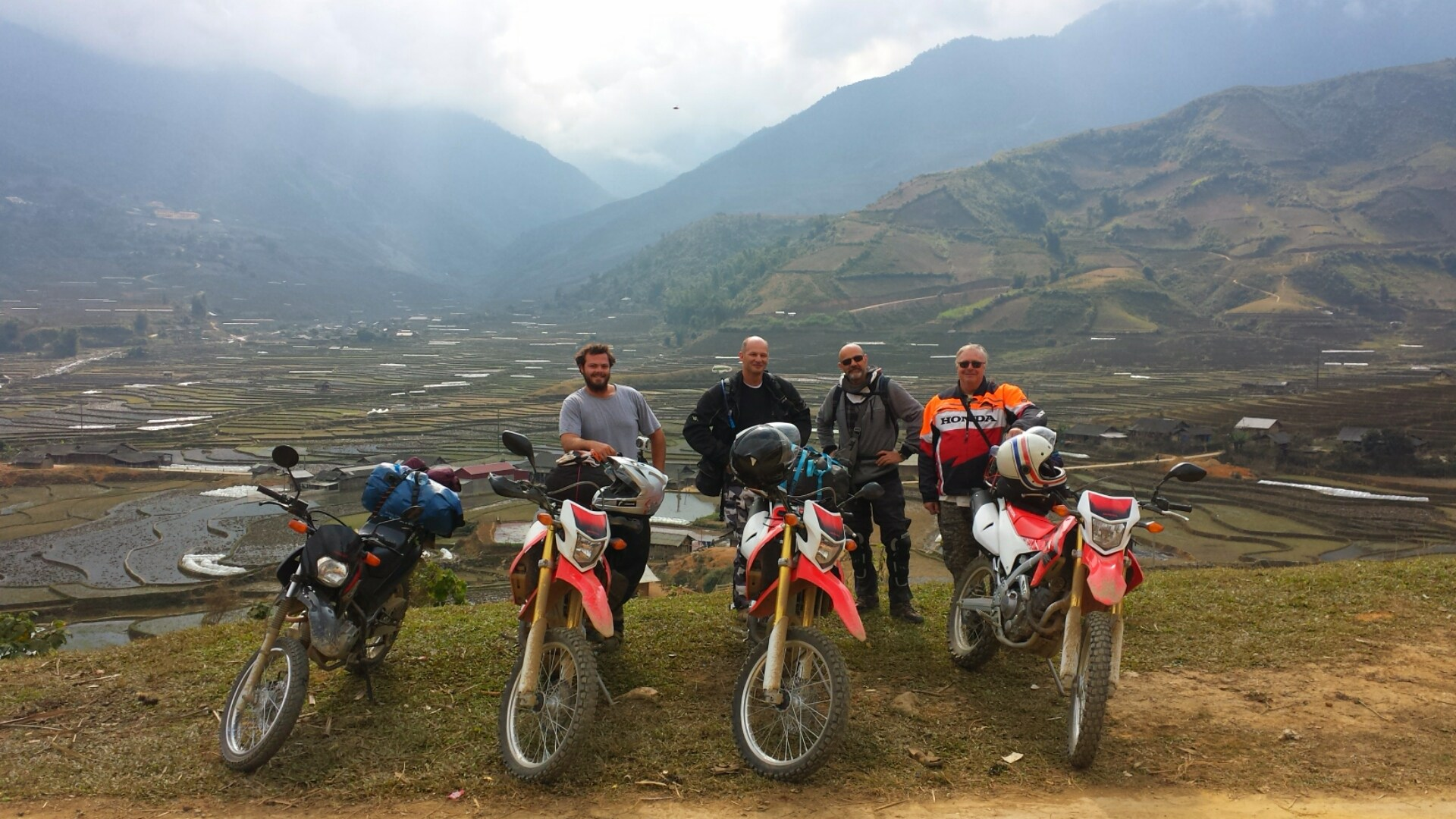 Useful advices for an off-road enduro dirt bike travel in Vietnam