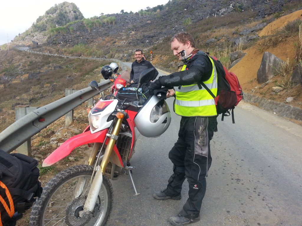 Choosing a dirt bike is like choosing a partner, be careful and attentive