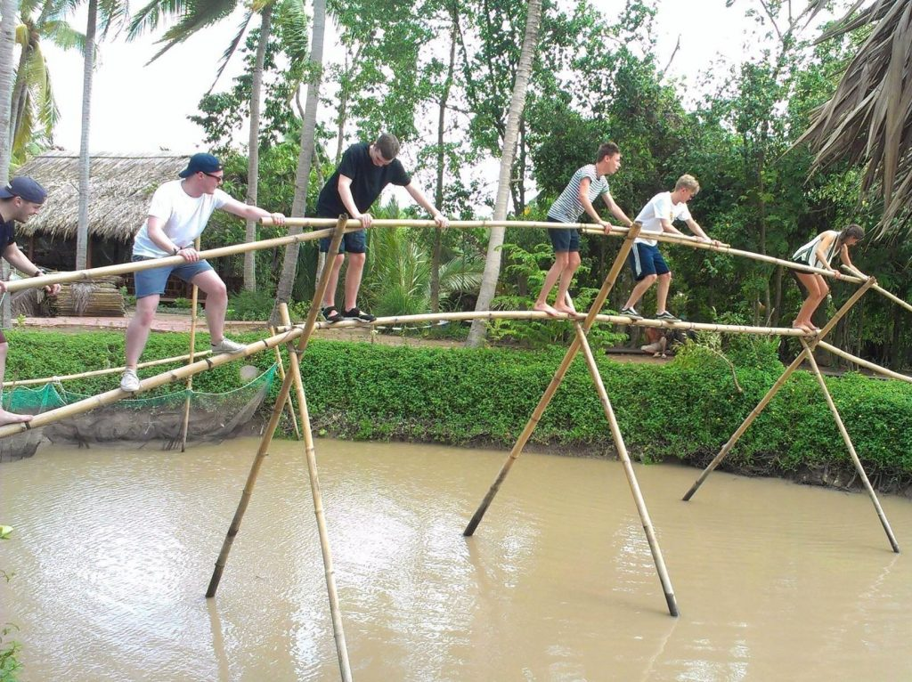 Lang be coconut bridge challenge