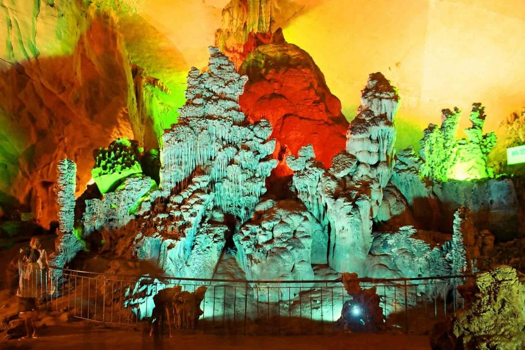 Phong Nha Cave is recognised by UNESCO World Heritage Site