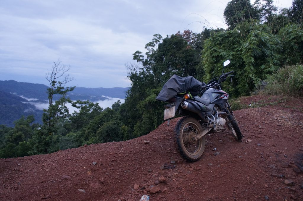 Riding a motorcycle is a must when in Vietnam
