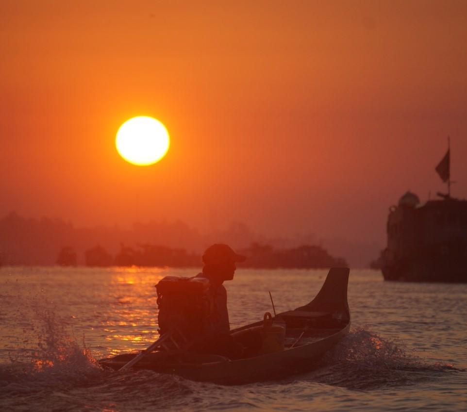 2 day motorcycle tour, Understanding Mekong delta