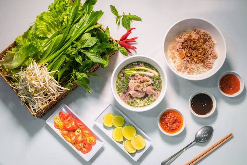 Here in Gia Lai, you must try Pho kho Gia Lai (dried Pho), a signature of Gia Lai