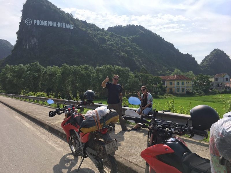 Motorbike tours are suitable for budget travelers (sometimes) and for greater experience